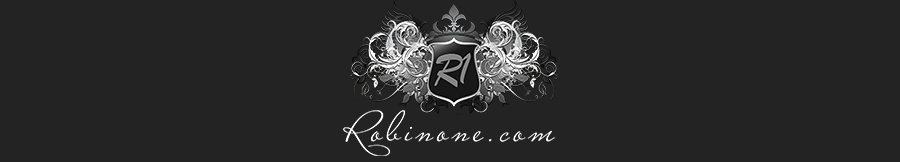 Robin One Photography logo